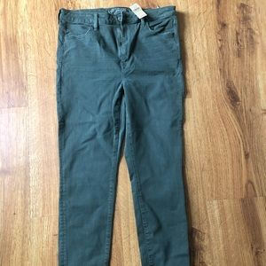 American Eagle jeans size 14 new with tags!!